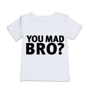 MLW By Design - Mad Tee | Black or White