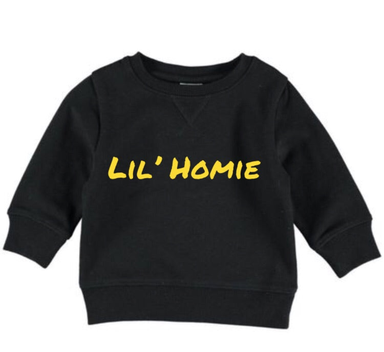 MLW By Design - Lil' Homie | Gold Print