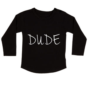 MLW By Design - Dude Long Sleeve Tee