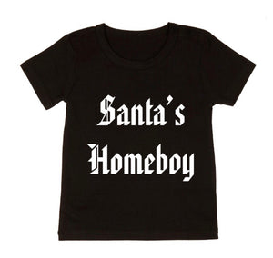 MLW By Design - Santa's Homeboy | Black or White