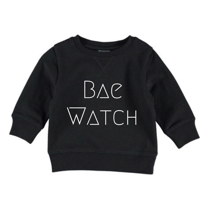 MLW by Design - Bae Watch Jumper