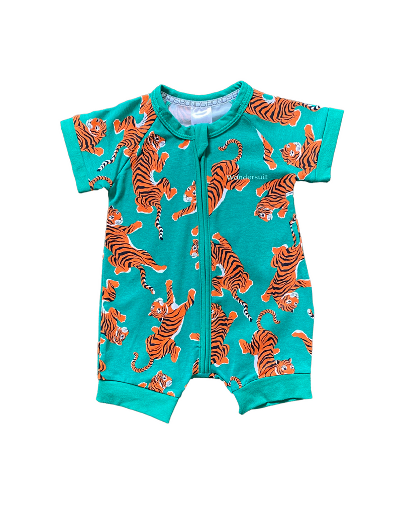 BONDS - Timmy Tiger Stripe Summer Wondersuit