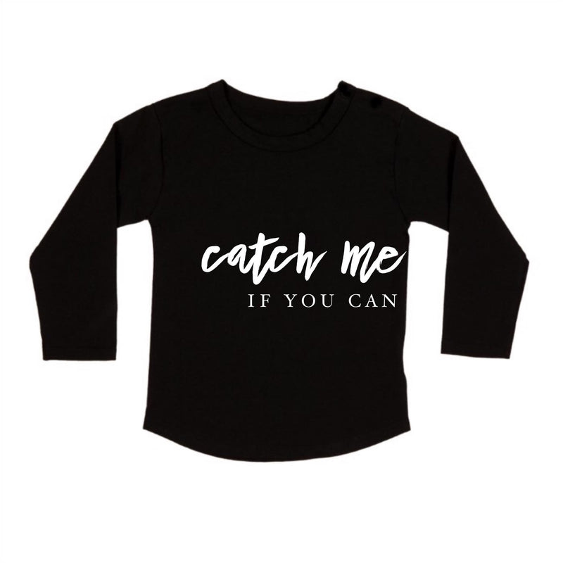 MLW By Design - Catch Me If You Can Long Sleeve Tee