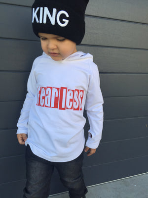 MLW By Design - Fearless Hoodie