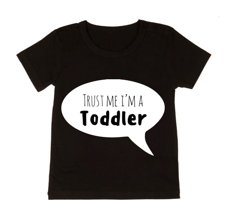 MLW By Design - Toddler Tee | Black or White