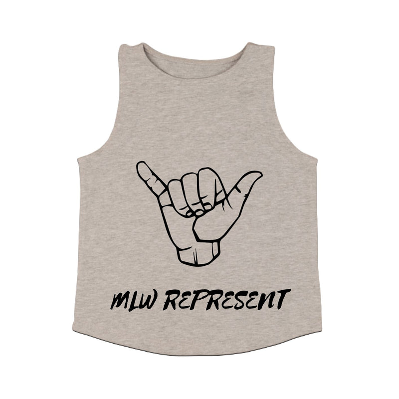 MLW By Design - MLW Represent Tank