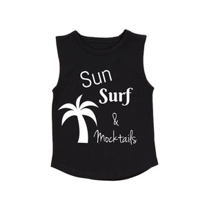 MLW By Design - Mocktails Tank | White or Black