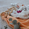 Little Sprig - Print Teething Blankets | Various Prints
