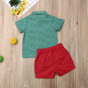 Luke Shorts Set