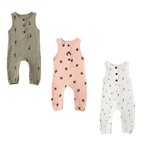 Playdays Onesie | White