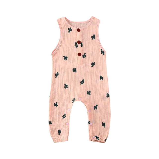 Playdays Onesie | Peach