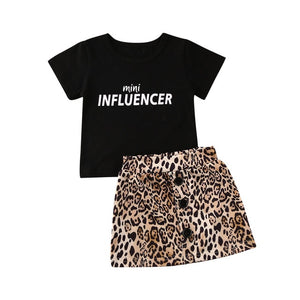 Mini Influencer Set | Black