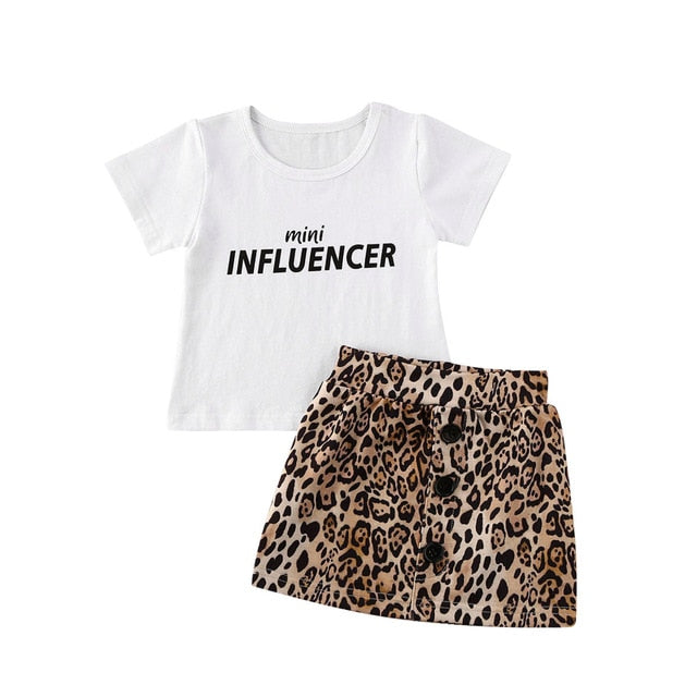 Mini Influencer Set | White