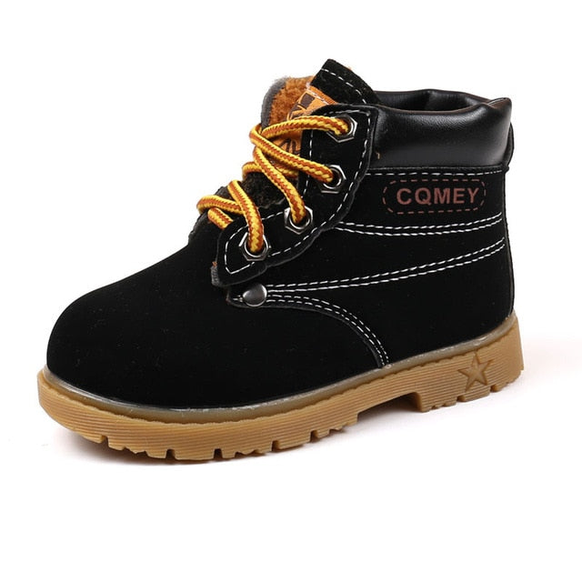 Worker Urban Boots | Black