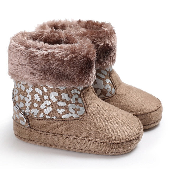 Animal Print Uggs | Chocolate