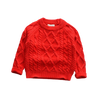 Knit Winter Jumpers | Red