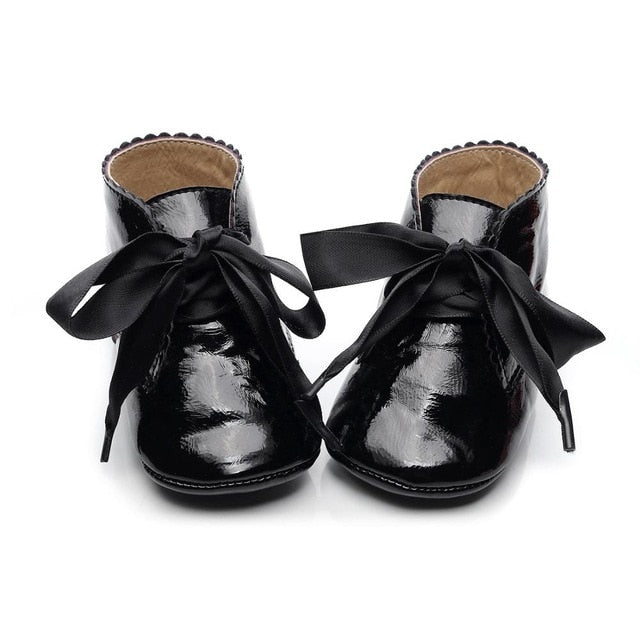 Winter Baby Boots | Black