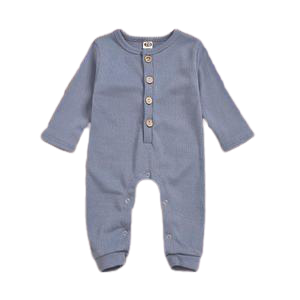 Harriot Onesie | Blue