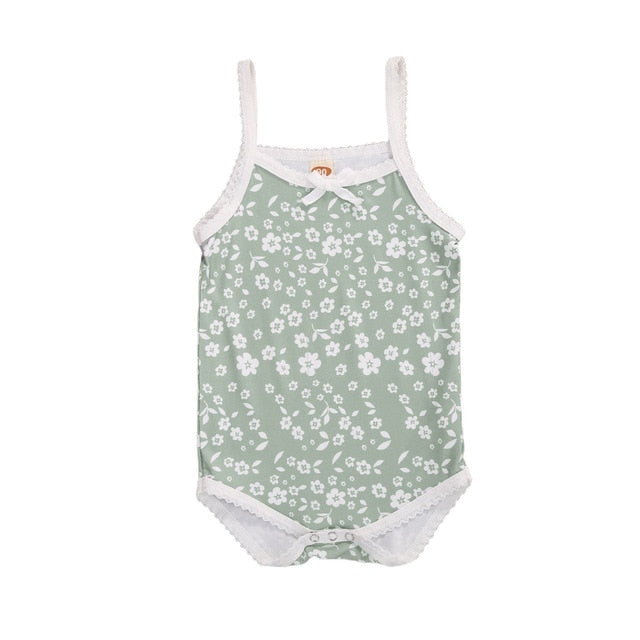 Harmony Bodysuit | Green