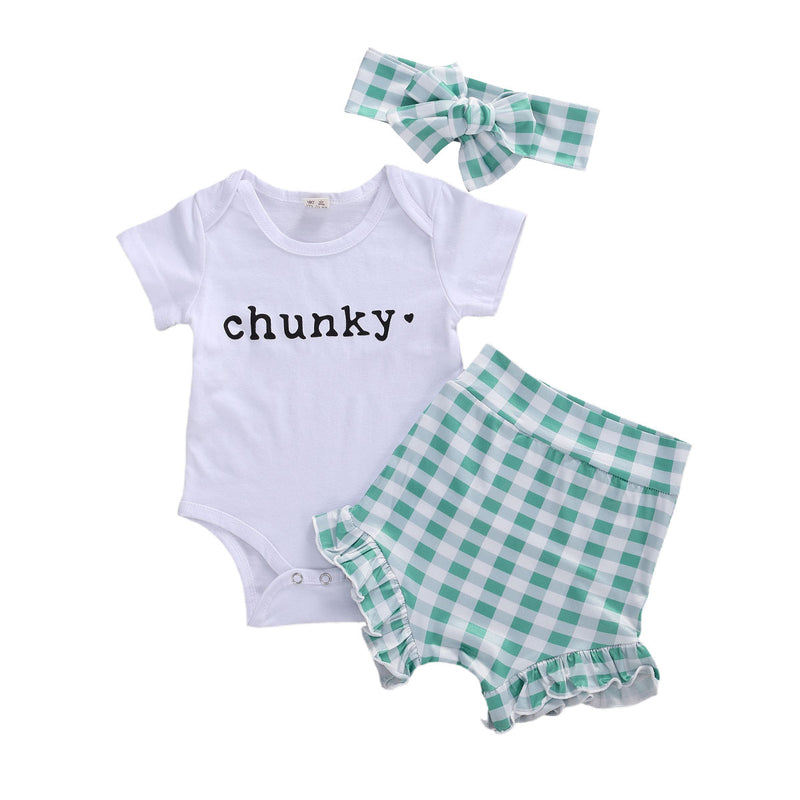 Chunky Bloomer Set