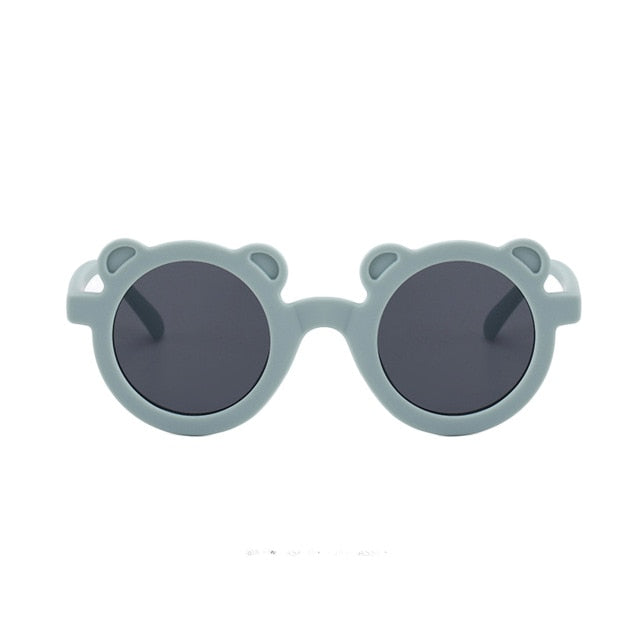 Bear Shaped Sunglasses | Sage