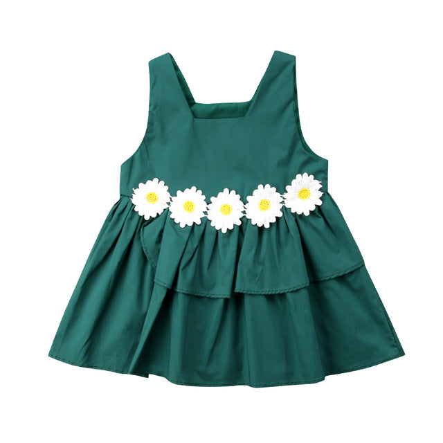 Meaghan Party Dress | Green