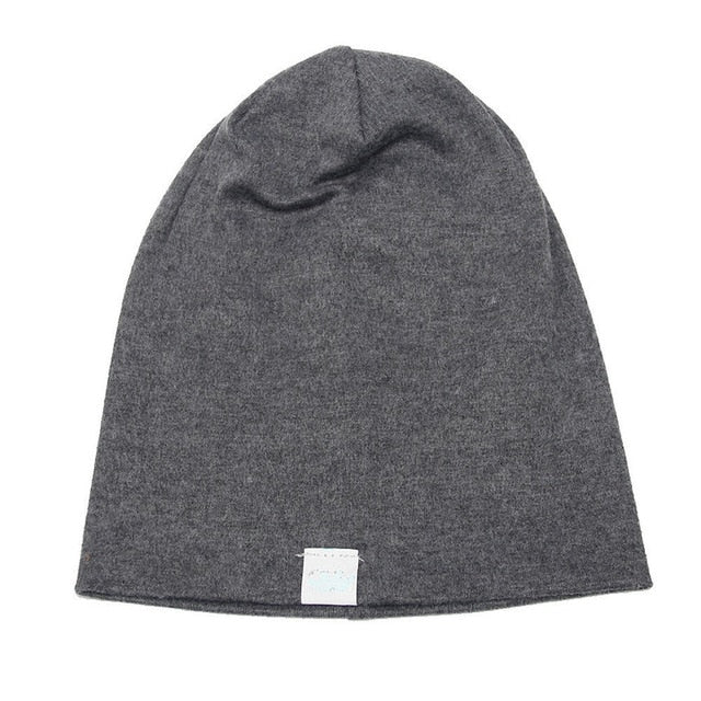 Slouch Beanie | Charcoal