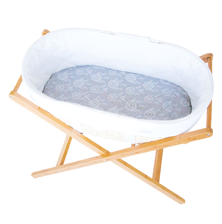 Bambella Designs - Bassinet Mattress Protector | Dream Catcher