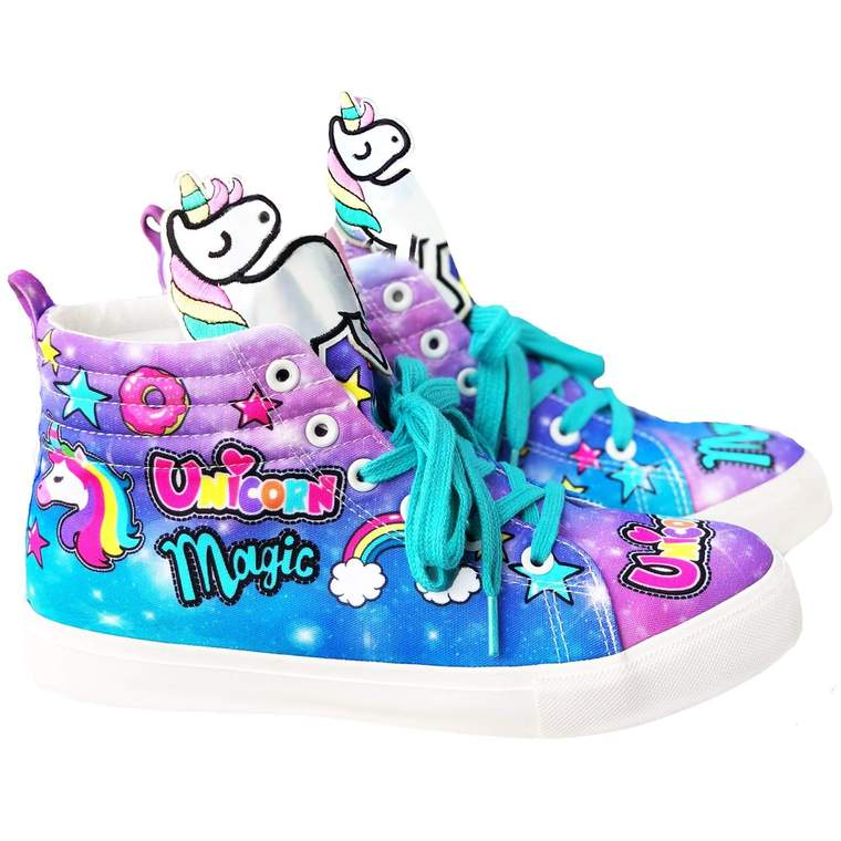 Madmia - Unicorn Shoes