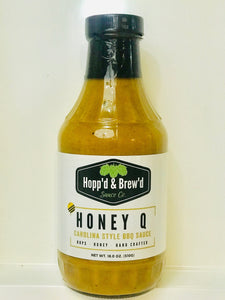 Honey Q Sauce - Roc City Sauces