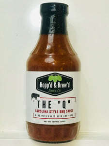 "The ""Q"" - Roc City Sauces"