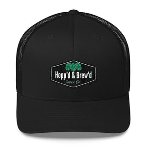 Trucker Cap Official Hopp'd & Brew'd - Roc City Sauces
