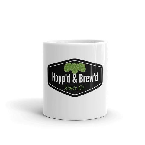 Mug - Official Hopp'd & Brew'd - Roc City Sauces
