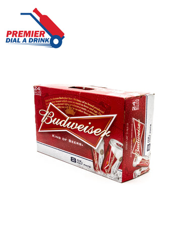 Budweiser 500ml Cans x24