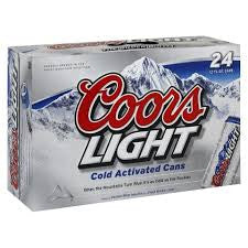 Coors 500m 24 cans