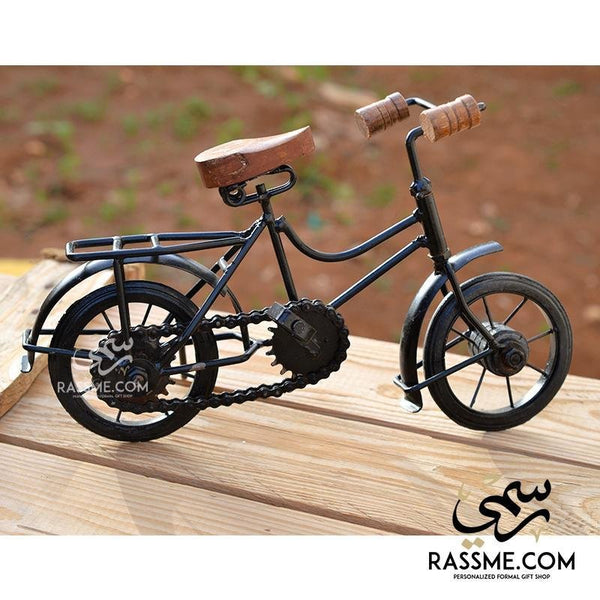Bicycle Wooden Hands and Seat - Rassme