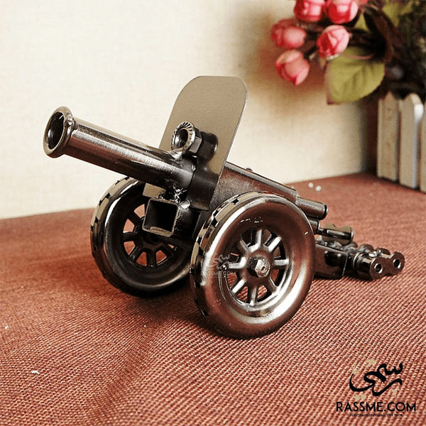 Handicraft Mighty Cannon - Free Engraving - Rassme
