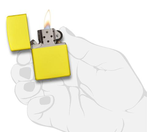 Yellow Lemon - Zippo Lighters In Jordan - in Jordan