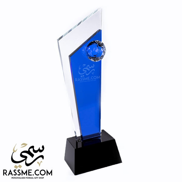 Plaque Slope - Free Hand Engraving - Rassme