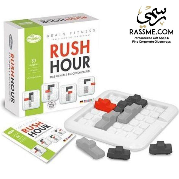 Rush Hour: Brain Fitness Great For Desk - Rassme