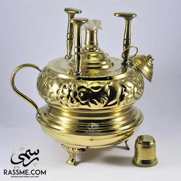 Solid Brass Spirit Lamp For Heating Fancy