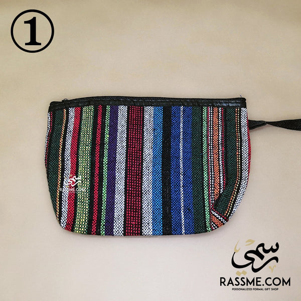 Authentic Small Arabian Bag - in Jordan