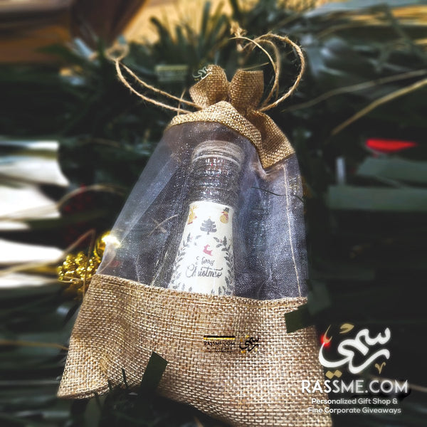 Christmas Personalized Small Message In The Bottle