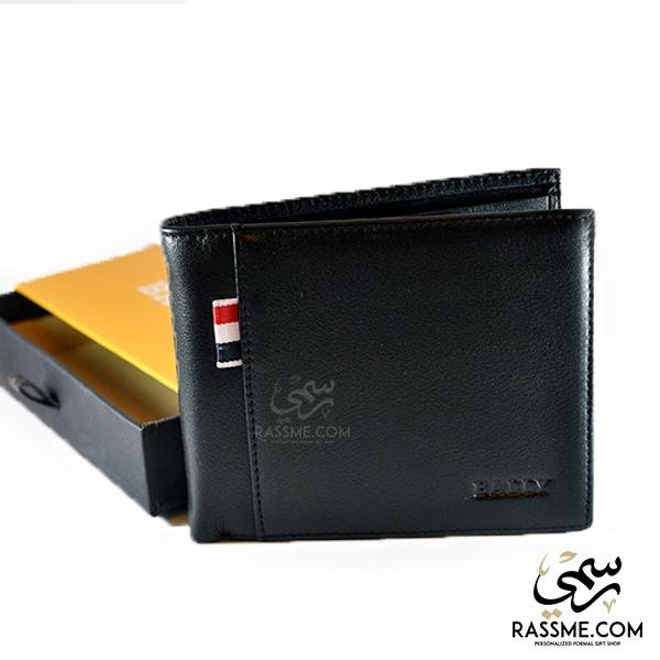 High Quality Leather Wallet Flag - Free Engraving - Rassme
