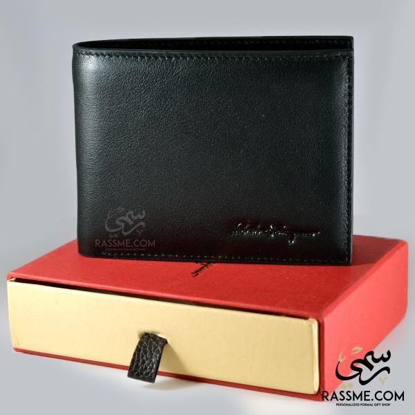High Quality Leather Wallet Formal - Free Engraving - Rassme