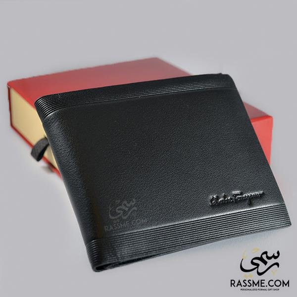 High Quality Leather Wallet Frame - Free Engraving - in Jordan