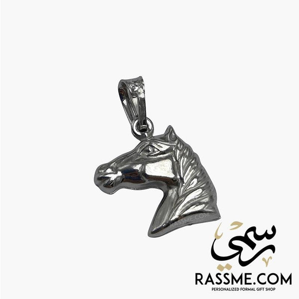Highest Quality Of Silver 925 Hours Head Pendant - Rassme