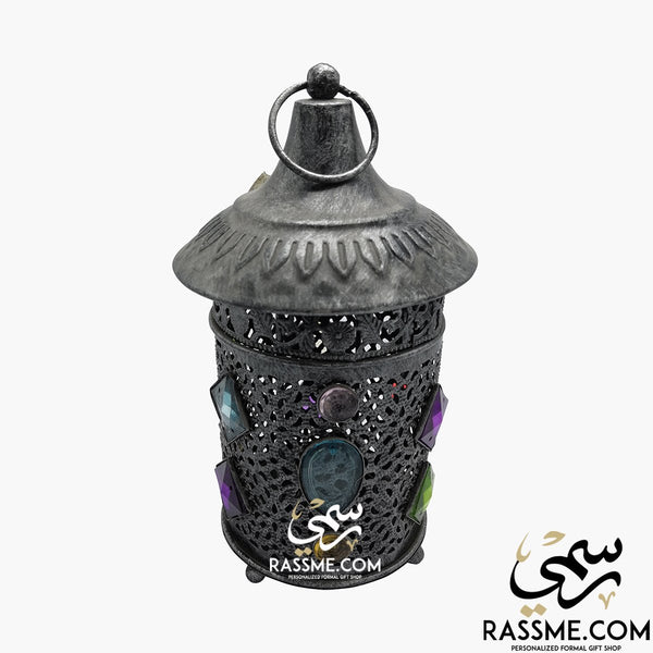 Candle Cottage Ramadan Lantern Desk - in Jordan