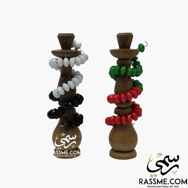 Small Wooden Shi sha Model - in Jordan