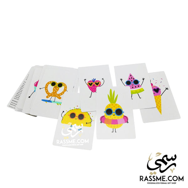 The Famous Old Maid Fun Playing Cards - in Jordan